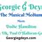 Musical Medium Meets, Dodie Hamilton & Grey Elk , Paul O' Halloran-Gomes
