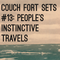Set #13: People's Instinctive Travels