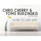 Chris Cherry & Toms Rudzinskis (Saxophone) - Listen To Live Jam (Mix)