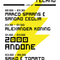 023 Techno, Dj Sandro Ceglia b2b Marco Spaans live @ Patronaat, 24 november 2018