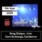 Greg Zizique - Live @ Corn Exchange, 11th Sept 2009