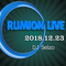 RUMION LIVE 2017.12.23  DJ Seizo