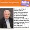 Terry Douris 27th November 2020 Radio Dacorum interview