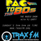 VJ Gary & The Pac To The 80's Show Replay On www.traxfm.org - 23rd June 2019