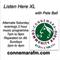 Connemara Community Radio - 'Listen Here XL' with Pete Ball - 8sept2018
