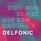 Delfonic live at Disco Kiez (21.07.18) @ Klunkerkranich Berlin