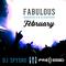 DJ Spydro - Fabulous February