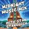 Mix #4 Midnight Music Mix with Stan Stanovich 1/27/88 Set #7