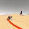 Sideways Across The Desert