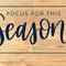 Focus for this Season - Week 3 | Simeon's Song