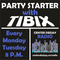 Party Starter with TIBIX @ Center Deejay Radio #1702