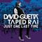 Peter Luts Vs. David Guetta - Cayo Just One Last Time (Murdox Mashup)