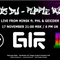 Purple Haze Show - GEXIDER (17 November 2017) @ NuJungle.Com Live from DIY BAR (Minsk)