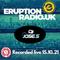 House & Tech House live on Eruption Radio 15.10.21