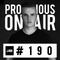 Luppi Clarke - Prodigious On-Air #190