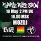 Purple Haze Show - MOZDJ (19 May 2017) @ NuJungle.Com