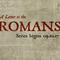 """Plans, Presents and Prayers"" - Romans 15:22-33"