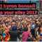 DJ Byron Bonsall - Up Your Alley 2017