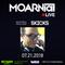 Skicks @ MOARNial LIVE (07/21/2018)