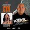 WFM Kidd B & Friends Fiesta 98.1 FM Las Vegas ((Cyn Santana Interview)) - Hour 1