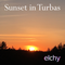 Sunset in Turbas