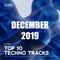 DI.FM Top 10 Techno Tracks December 2019