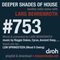 Deeper Shades Of House #753 w/ exclusive guest mix by LEM SPRINGSTEEN