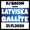 Latviska ballīte 21.11.2020 (Live @ YouTube)