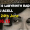 Vinyl _ Time Coded Vinyl Mix for Ariadne's Labyrinth Radio with Track List