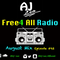 Free4 All Radio - Episode 62 (August Mix)