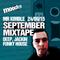 September Mixtape // Mr Kimble (Moochin)