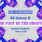 KFMP: One foot in the groove radio show with Johnny H 14/10/19