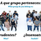 A qué grupo perteneces: ¿Prudentes o Insensatos?
