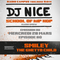 School of Hip Hop Radio Show Special SMILEY THE GHETTO CHILD - 28 03 2018 - Dj NICE