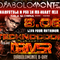 Dj DIABOLOMONTE SOUNDZ - LIVE SET 4  B-DAY PARTY 08.06 pres. DJ DRIVER (hardstyle mix 2018)