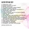 Easter Pop Mix 2021