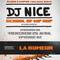 School of Hip Hop Radio Show Special LA RUMEUR - 25 04 2018 - Dj NICE