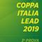 Riparte la Coppa Italia Lead