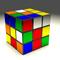 Rubik's CUBE ( green room #1 by Serg Quartz)