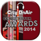 City OnAir Contributor Awards 2014