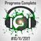 Programa Completo - 10/11/2017