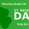 St Patricks day show on the 17th of march