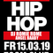 DJ Romie Rome & Angel Baaby - 25 Years of Hip Hop & R&B Live, Zoom Club, 15 MAR 2019, Frankfurt, GER