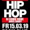 DJ Romie Rome & Angel Baaby - 25 Years of Hip Hop & R&B Live, Zoom Club, 15 MAR 2019, Frankfurt, GER