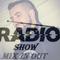 NIKOS GONIOTIS (RADIO SHOW) MIX IN OUT   2019 january
