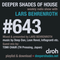 Deeper Shades Of House #643 w/ exclusive guest mix by TOMI CHAIR