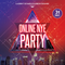 NYE 2021 ONLINE PARTY [LIVE] With Hadron Sounds, Anthony Francis & Laurent Schark