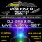 DJ SPEZIAL LIVE-VINYL-SET@WALFISCH Revival Party (06.10.2017)