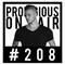 Luppi Clarke - Prodigious On-Air #208