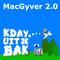 MacGyver 2.0 @ Uit je bak - Kingsday